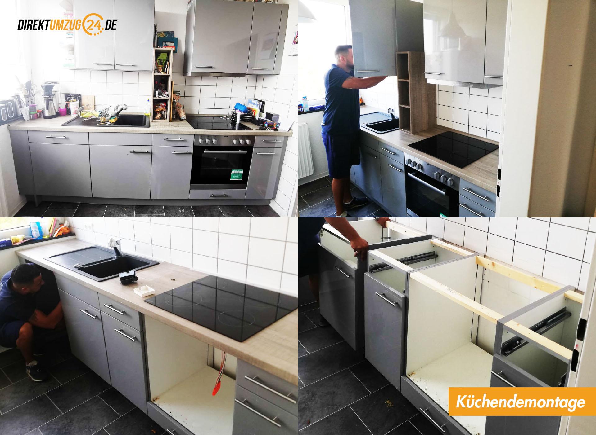 Küchendemontage Hannover